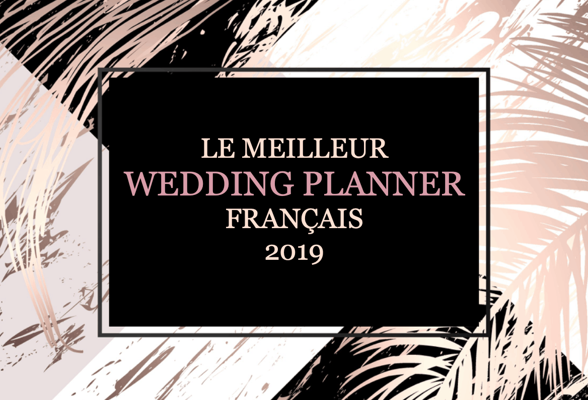 Élection Wedding Planners 2019
